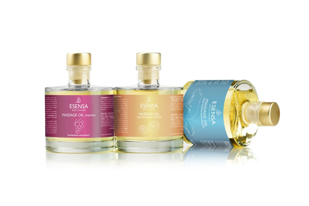 Esensa Body Massage Oils